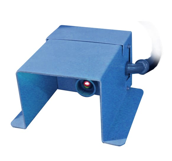 Ergonomic Sandblasting Pedal