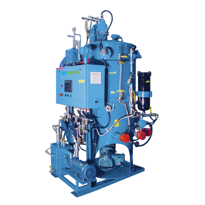 CSR Series Continuous Flow Solvent Recyclers - ISTpure