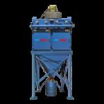 DCM3000-50000 - Dépoussiéreurs motorisés de haute puissance pour chambres de sablage