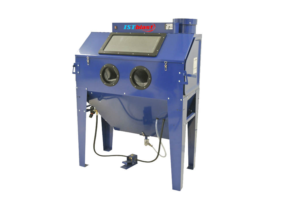 ECO 420 – Sandblasting Cabinet for Light-Duty Applications