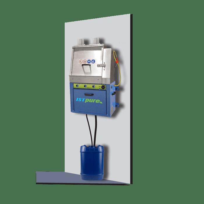Spray Gun Cleaners Istpure International Surface Technologies