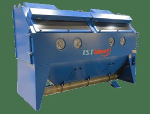 ISTblast - Cabinet de sablage multi-opérateurs