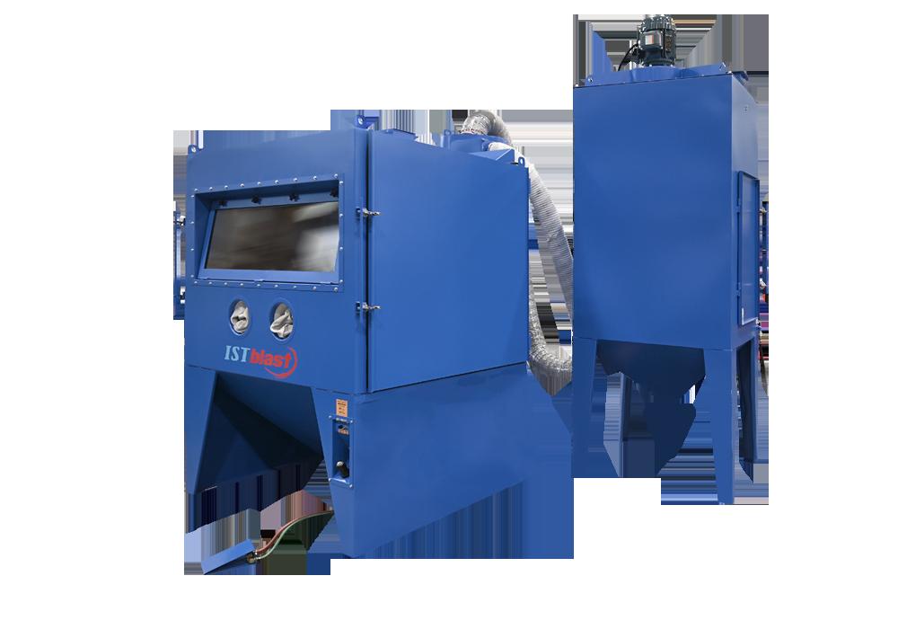 M Series – Industrial Sandblasting Cabinets