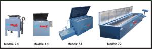 Option - Cuves nettoyage vibrations - ISTblast