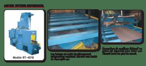 Option - Sableuses de plaques & structures d'acier - ISTblast