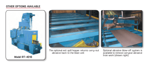 Option - Steel Plate & Structural Blasters - ISTblast