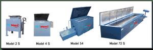 Option - Vibratory Cleaning Tubs - ISTblast