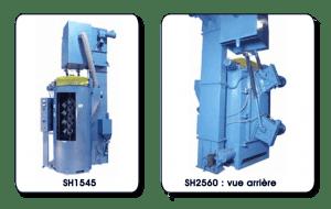 Option_Fr - Indexing Spinner Hanger SH Series - ISTblast