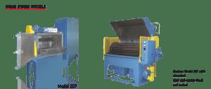 Tumble Basket Sandblast Systems - Others models