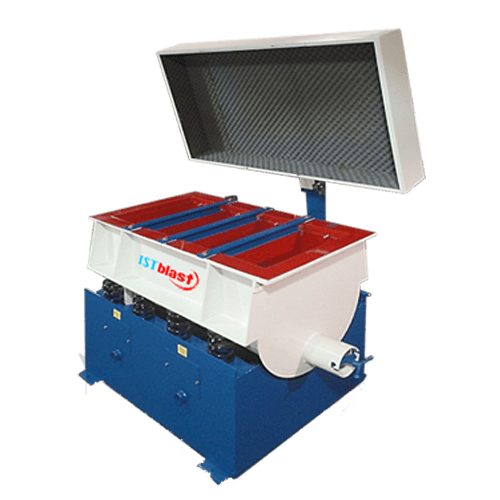 Vibratory Cleaning Tubs - ISTblast