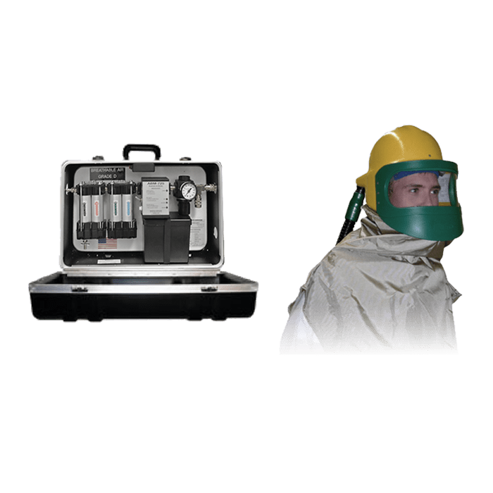 Breathing Air Supply Systems & Hoods