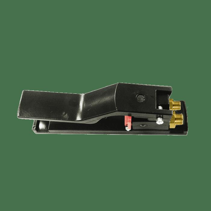 Télécommande pour sableuses portatives