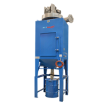 DCM200 – Motorized Dust Collectors for Abrasive Blast Room Recovery Systems