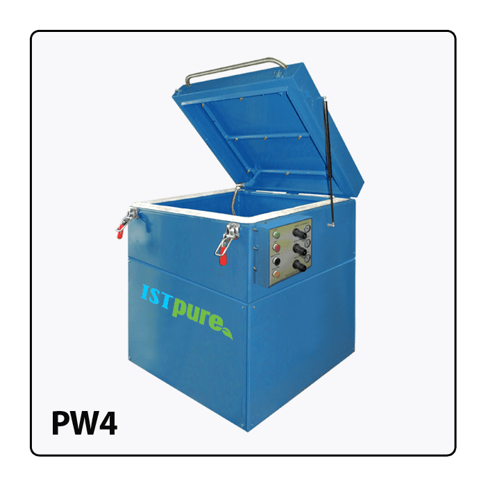 PW4 - 4-Pail Capacity