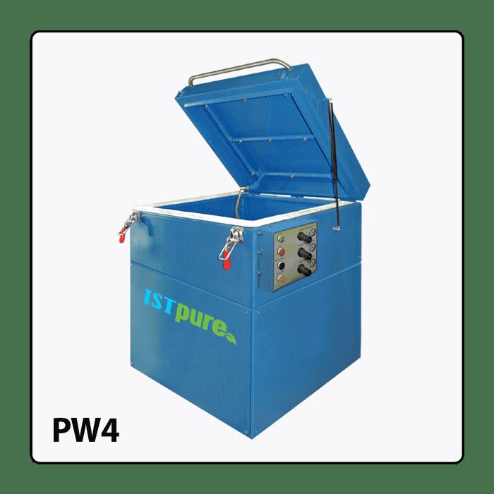 PW4 - 4-Pail Capacity