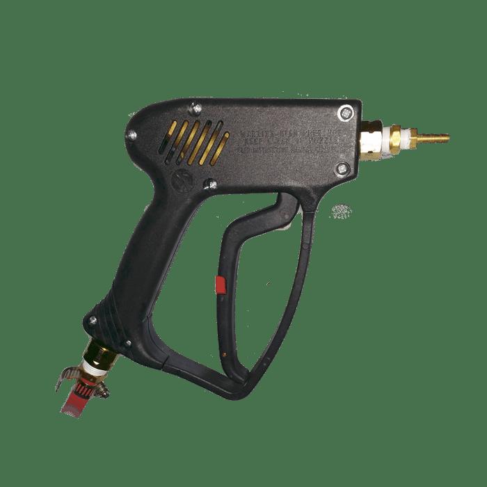 Pistolet à jet avec gâchette