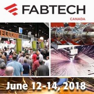 Fabtech Toronto 2018