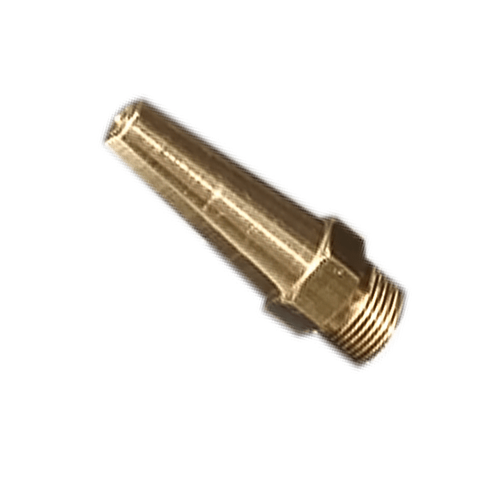 Auto Wash Tapered Nozzle for Suction Gun