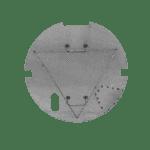 Anti-Foam Disc SR120/180/240
