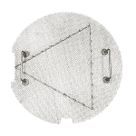 Grille anti-mousse SR60