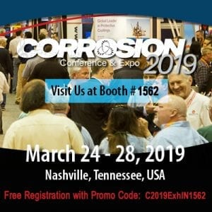 IST NACE Corrosion 2019 Booth# 1562