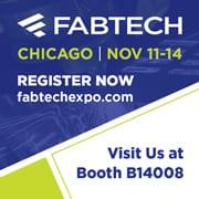Fabtech 2019 Chicago Logo