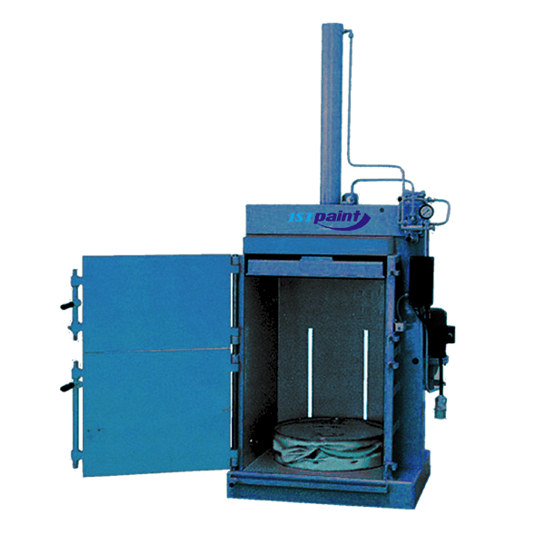 Compacteur de baril à peinture ISB9