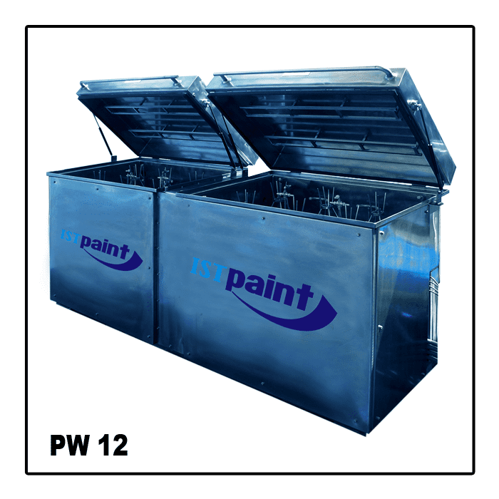 PW12 - 12-Pail Capacity