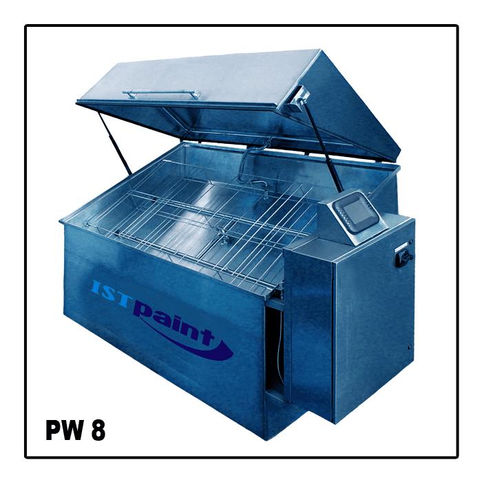 PW8 - 8-Pail Capacity