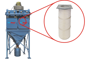 Cartridge-Type Dust Collector