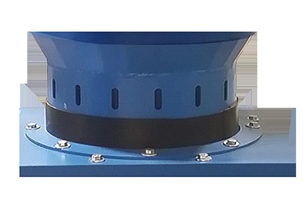 Cyclonic Separator Adjustment Rubber Band - ISTblast