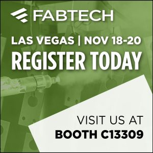 Fabtech 2020 @ Las Vegas Convention Center