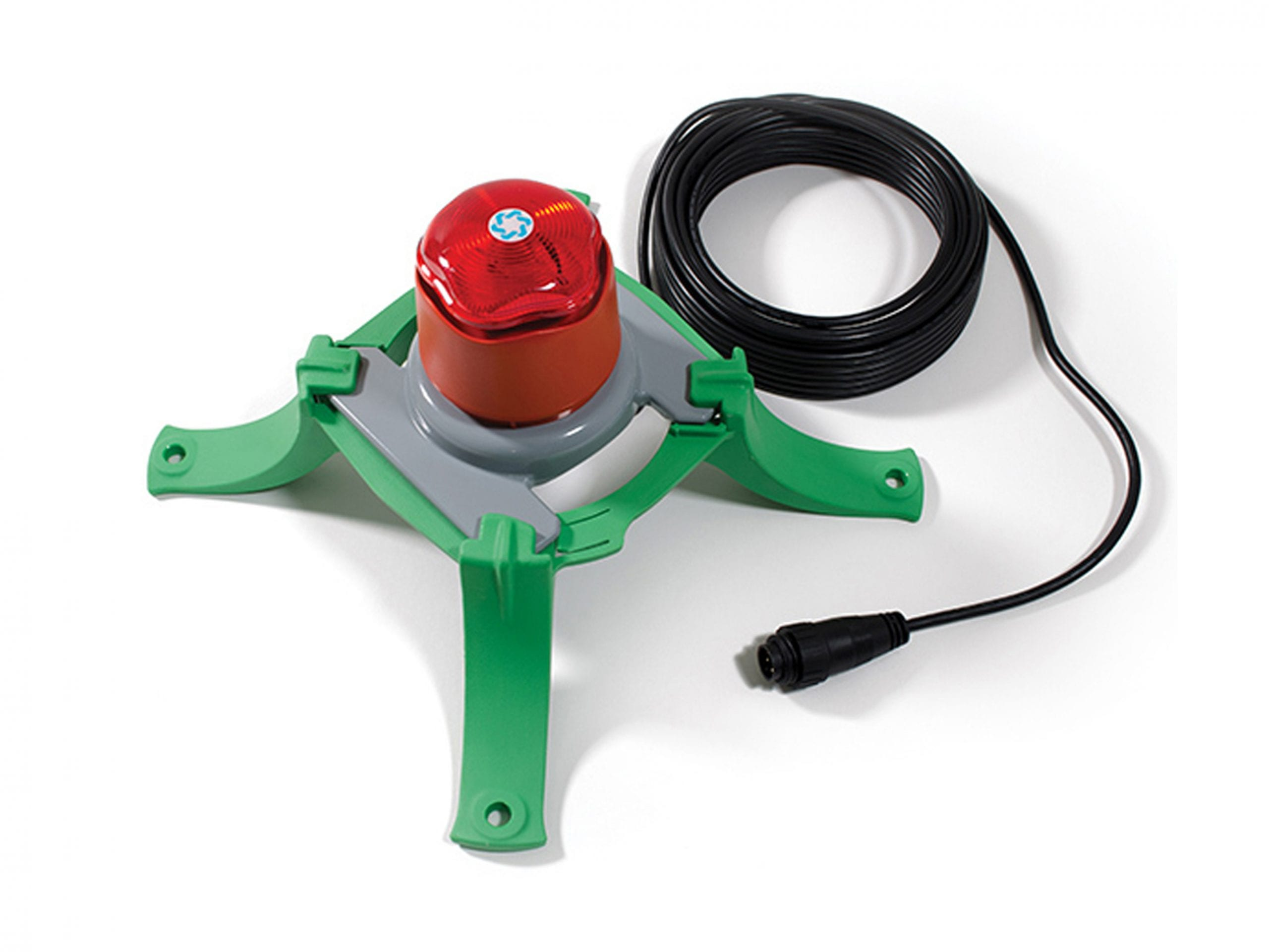 Radex External Strobe Light and Audible Alarm System